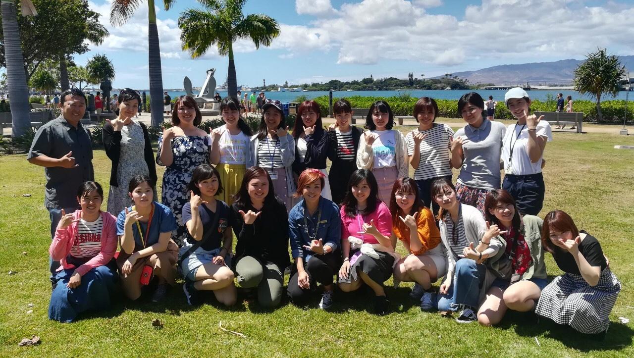 スタディーツアーHawaii in English | 東京女子大学 現代教養学部 国際